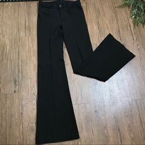 7 For All Mankind Black Flare Jeans P3-30R45484648